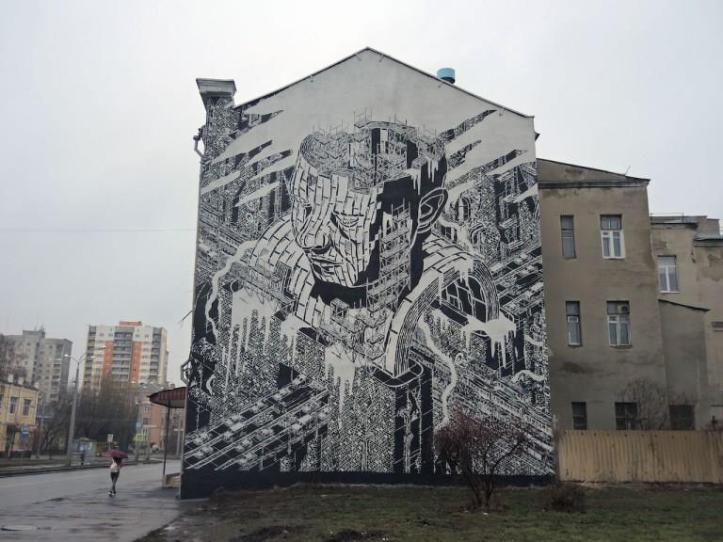 Mariusz Waras @Kharkiv, Ukraine