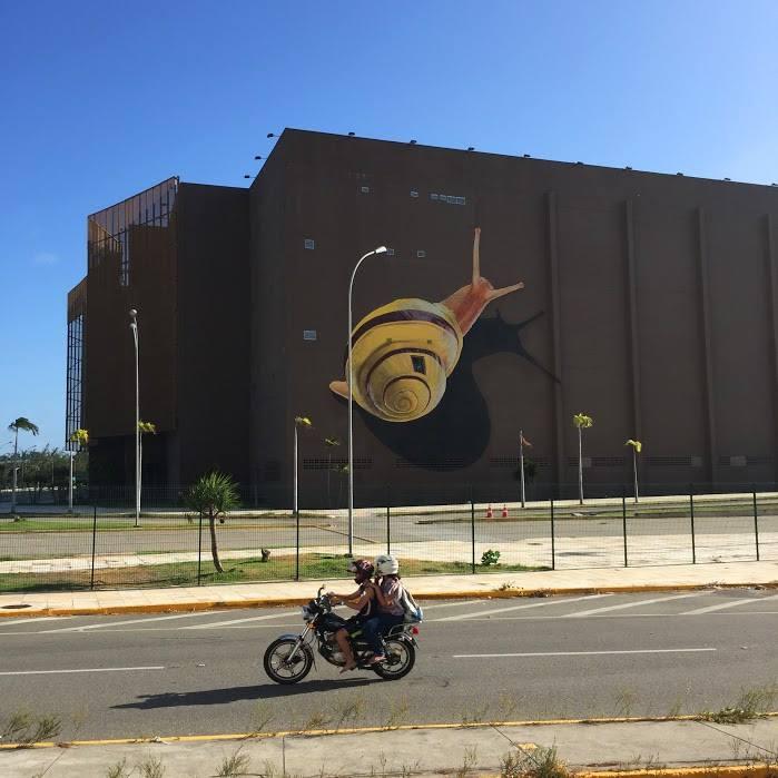Medianeras @Fortaleza, Brazil