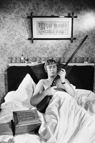 """Michael Caine in """"Get Carter"""""""