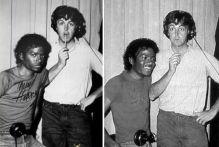 Michael Jackson e Paul Mccartney