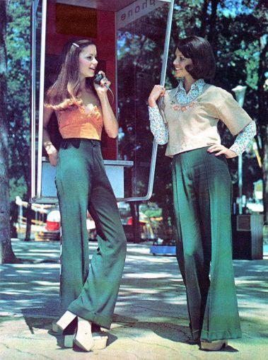 Moda anni 70