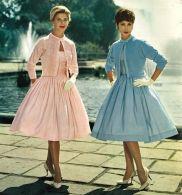 "Mode ""californiane"", 1961"