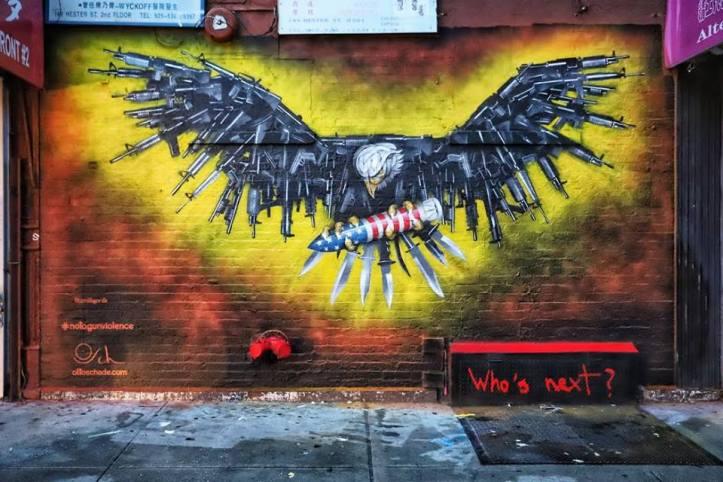Otto Schade @NYC, USA