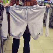 Pantalone con braccia