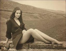 Ritratto di una ragazza del 1971