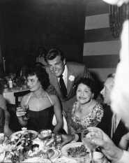 Robert Wagner e Sophia Loren