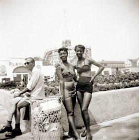 Rockaway Beach, New York, circa 1950