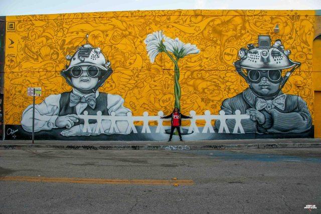 Ruben Ubiera @Miami, USA