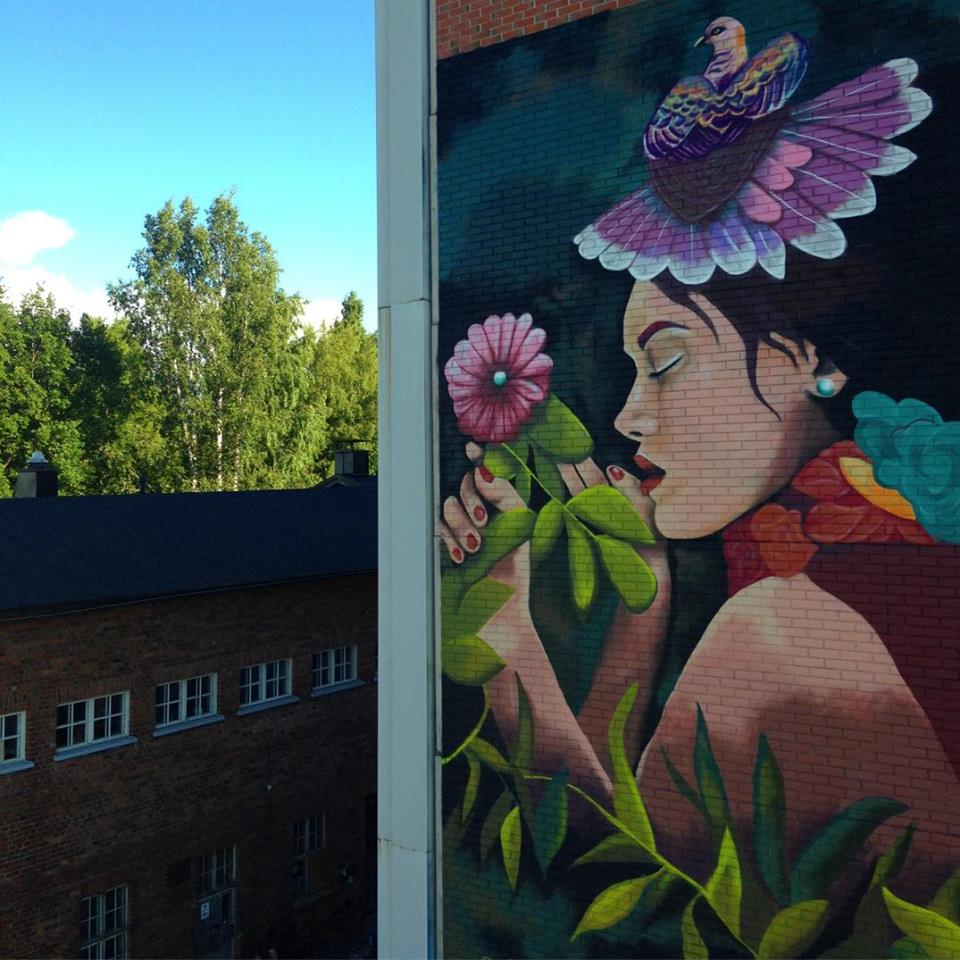 Salla Ikonen @Tampere, Finland