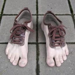 Scarpe piedi nudi