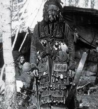 Sciamano siberiano, Russia 1903