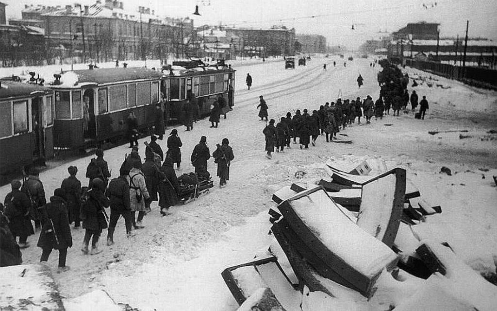 Seconda guerra mondiale in Russia