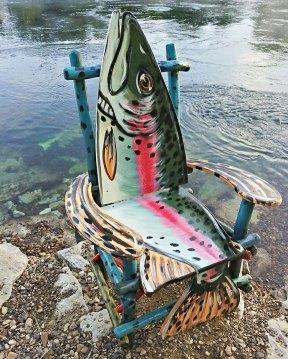 Sedia pescatore