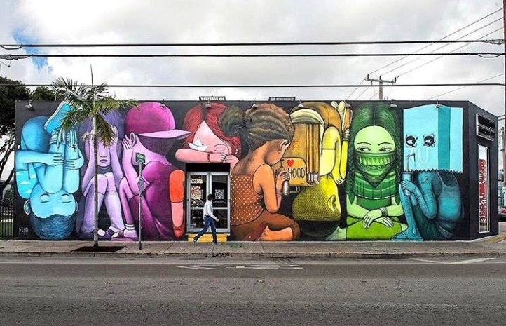 Seth Globepainter @Miami, USA