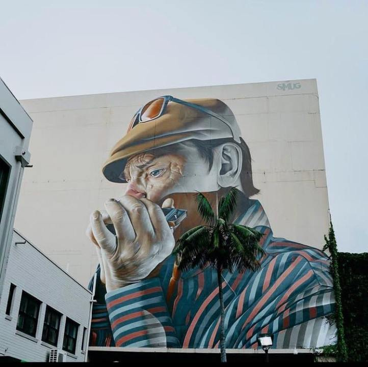 Smug One @Wollongong, Australia
