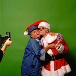 Truman Capote e Andy Warhol