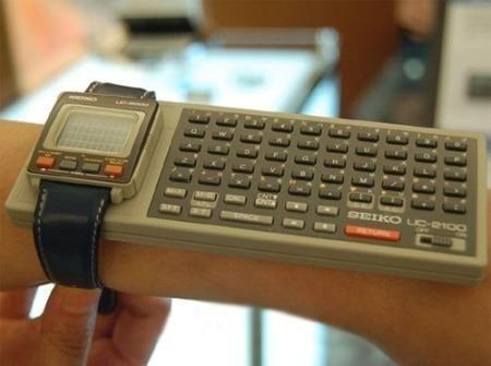 """Un """"orologio intelligente"""" del 1984"""