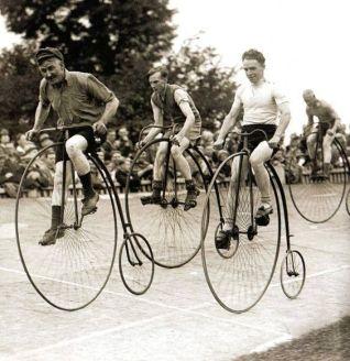 Una corsa a Herne-Hill, Londra, 1 luglio 1932
