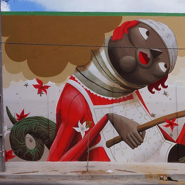 Zed1 @Fortaleza, Brazil