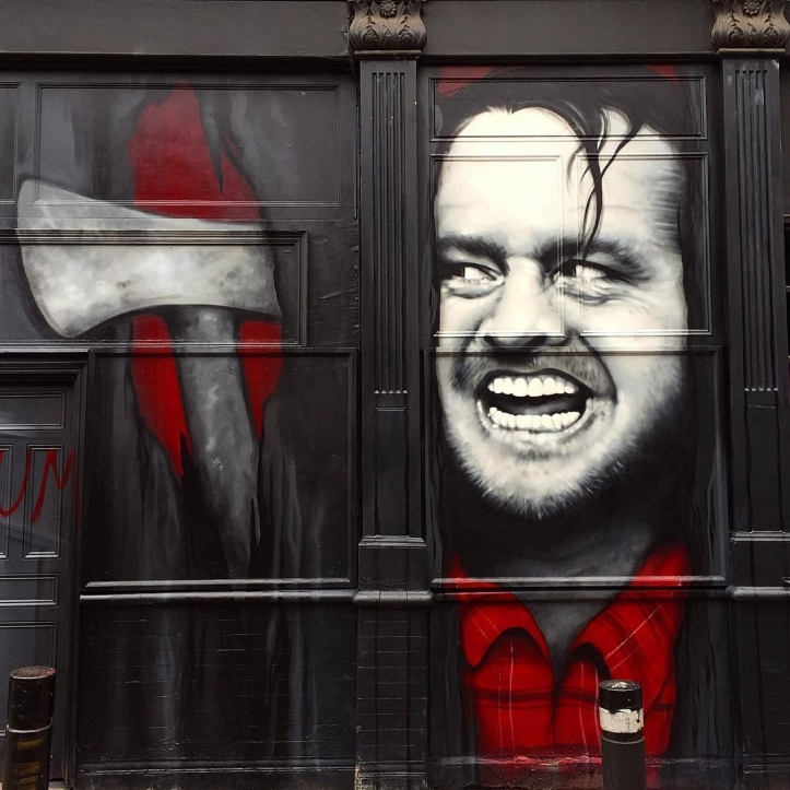 Zabou @London, UK