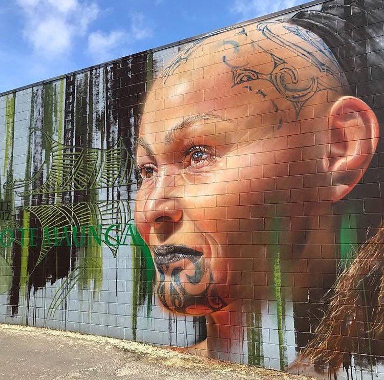 Adnate & Kali @Tauranga, New Zealand