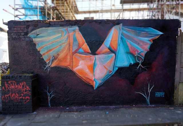 Airborne Mark @London, UK