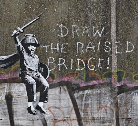 Banksy @Hull, UK