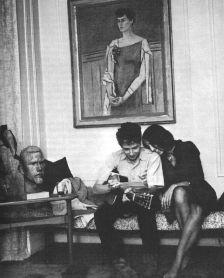 Bob Dylan con Joan Baez, 1963