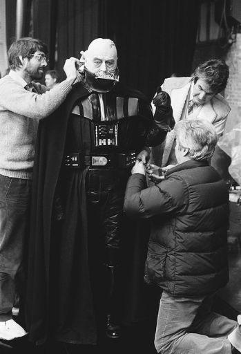 Dart Vader - Star Wars – Dietro le quinte
