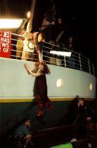 Dietro le quinte del film Titanic