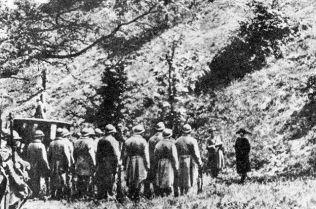 Esecuzione di Mata Hari, 10 ottobre 1917