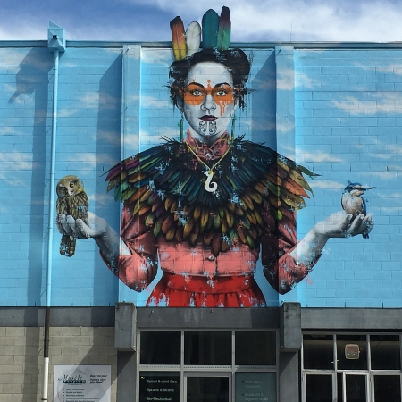 Findac @Christchurch, New Zealand