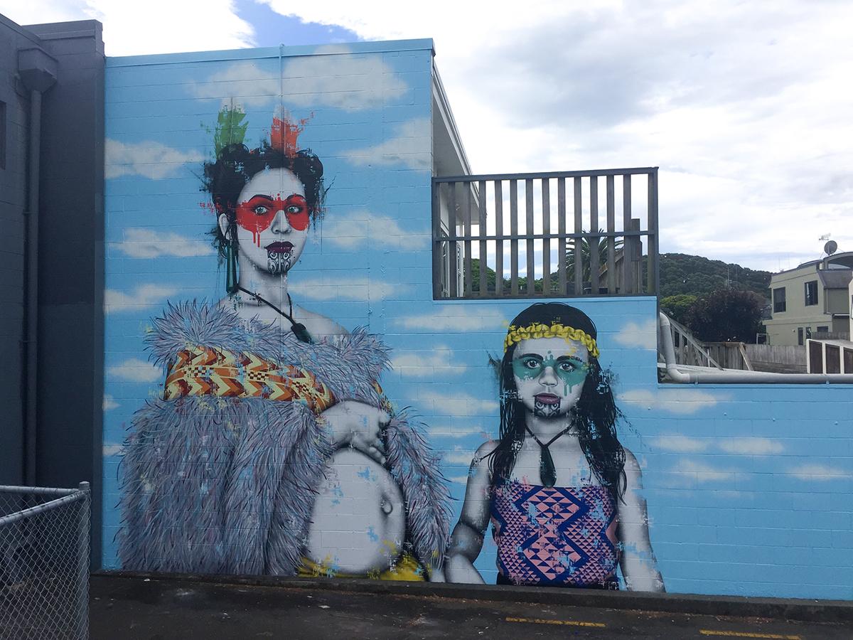 Findac @Mount Maunganui, New Zealand