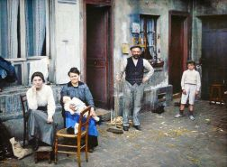 Parigi, 1914
