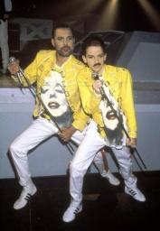 Freddie Mercury – the miracle – 1989