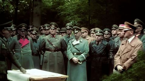 Germania nazista a colori. Foto del fotografo personale di Adolf Hitler