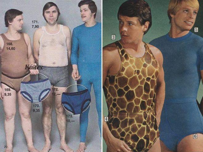 Il meglio della moda maschile degli anni '70