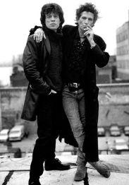 Jagger e Richards