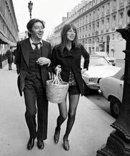 Jane Birkin e Serge Gainsbourg