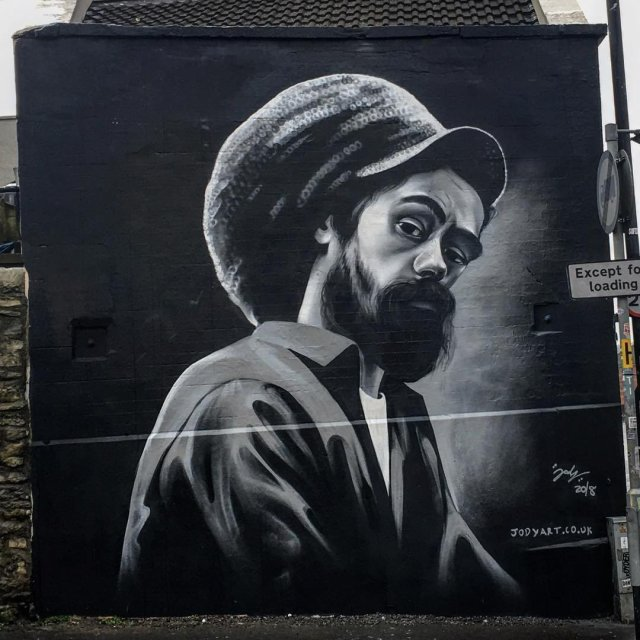 Jody @Bristol, UK
