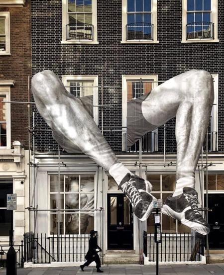 JR @London, UK