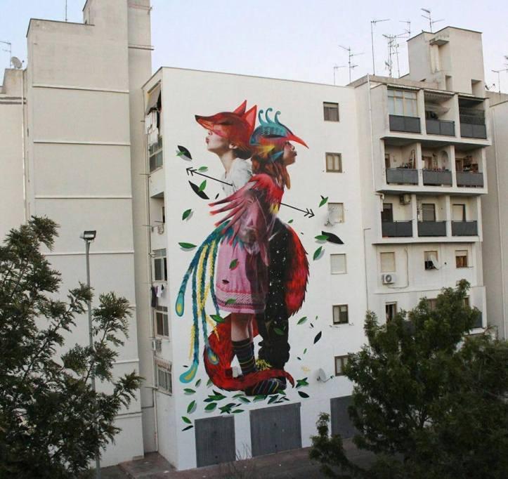 Julieta XLF & Bifido @Lecce, Italy