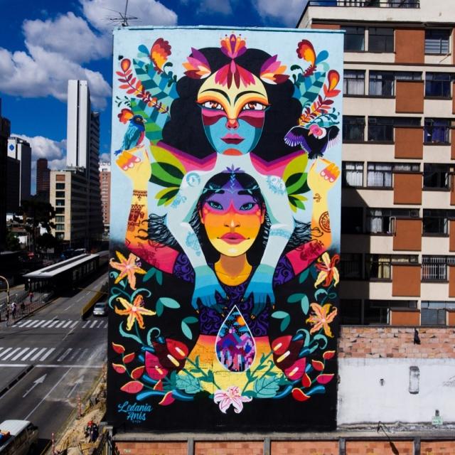 Ledania & Anis 88 @Bogota, Colombia