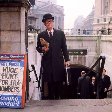 Londra colorata negli anni '70