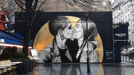 Mahn Kloix @Paris, France