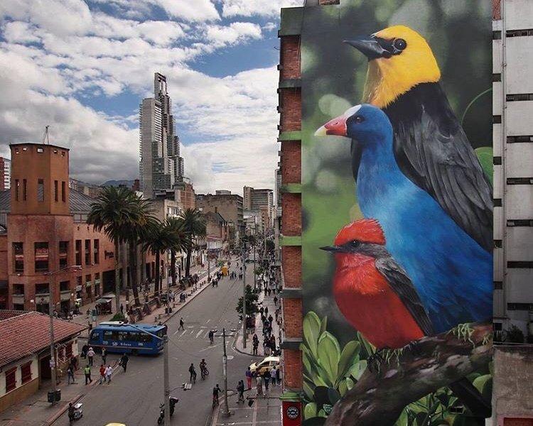 Mantra @Bogota, Colombia