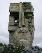 Mask of Sorrow, Magadan, Russia