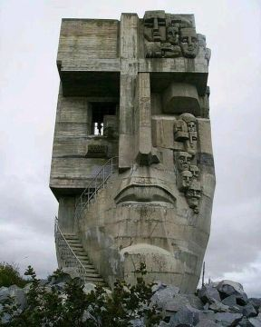 Mask of Sorrow, Magadan, Russia