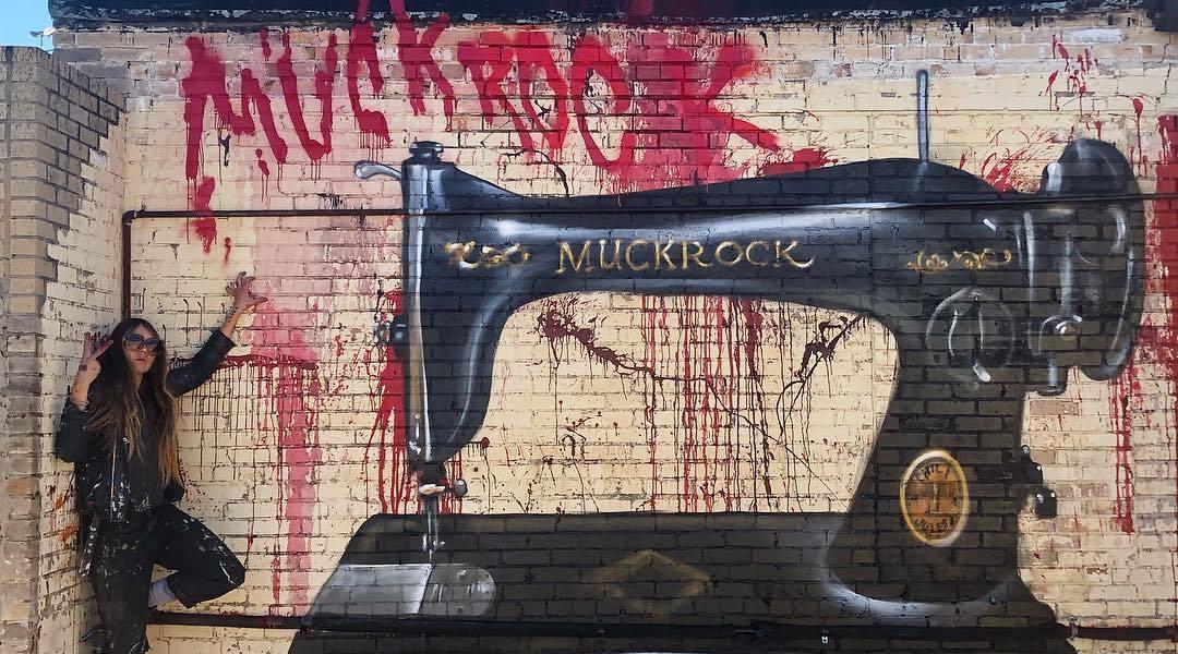 Muckrock @Smithville, USA