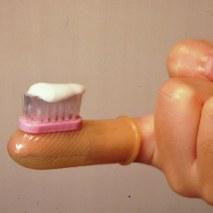 Preservativo spazzolino